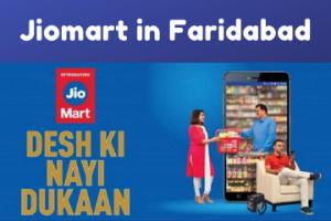 Jiomart in Faridabad