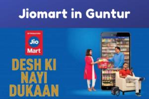 Jiomart in Guntur