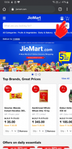 How To Order On Jiomart From Whatsapp