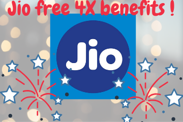 Jio free recharge offer