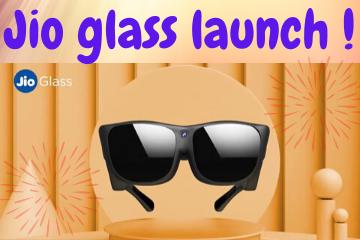 Jio glass launch !