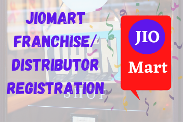 Jiomart franchise/distributor