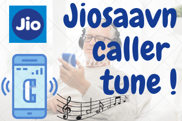 Jiosaavn caller tune