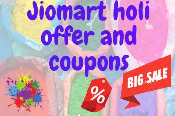 Jiomart holi offer and coupons_ Jiomart holi sale